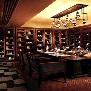 Conrad Koh Samui - Luxury Thailand Holiday packages - the cellar