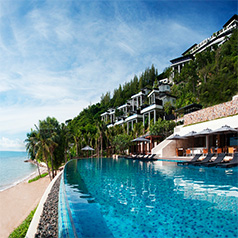 Conrad Koh Samui - Luxury Thailand Holiday packages - thumbnail