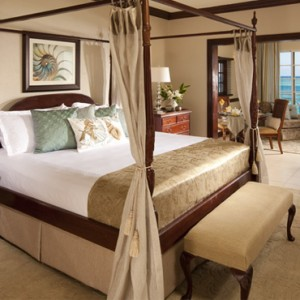 Great House Oceanfront Butler Suite - Luxury Jamaica all inclusive holidays
