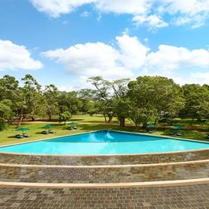 Habarana Village by Cinnamon - Luxury Sri Lanka holiday packages - Pool