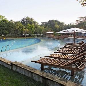 Habarana Village by Cinnamon - Luxury Sri Lanka holiday packages - Pool1