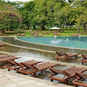 Habarana Village by Cinnamon - Luxury Sri Lanka holiday packages - Pool2