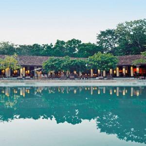 Habarana Village by Cinnamon - Luxury Sri Lanka holiday packages - exterior