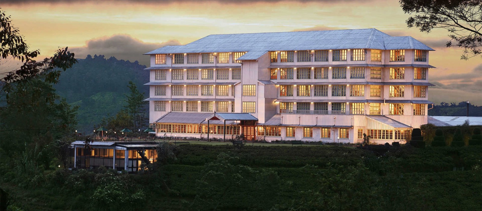 Heritance Tea Factory - Luxury Sri Lanka Holiday Packages - Header