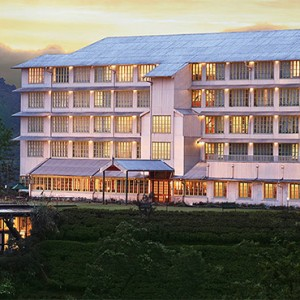Heritance Tea Factory - Luxury Sri Lanka Holiday Packages - hotel exterior