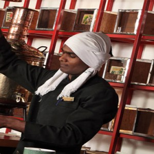 Heritance Tea Factory - Luxury Sri Lanka Holiday Packages - staff making tea
