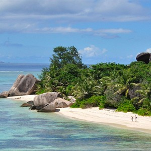 Le Meridien Fisherman's Cove - Luxury Seychelles Holiday Packages - Beach view