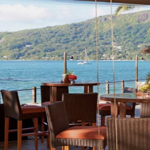 Le Meridien Fisherman's Cove - Luxury Seychelles Holiday Packages - Cocoloba bar