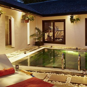 Le Meridien Fisherman's Cove - Luxury Seychelles Holiday Packages - gym pool
