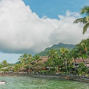 Le Meridien Fisherman's Cove - Luxury Seychelles Holiday Packages - ocean