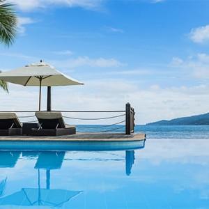 Le Meridien Fisherman's Cove - Luxury Seychelles Holiday Packages - pool1