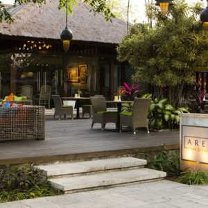 Luxury Bali Holiday Packages Sudamala Suites & Villas Ares Restaurant And Bar1