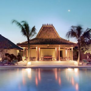 Luxury Bali Holiday Packages Sudamala Suites & Villas Hotel Exterior Pool