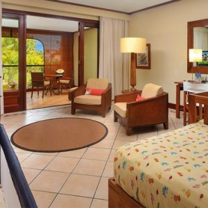 Luxury Mauritius Holiday Packages Paradis Beachcomber Golf Resort And Spa 2 Bedroom Family Tropical Suite 2