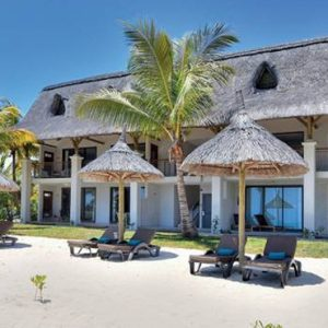 Luxury Mauritius Holiday Packages Paradis Beachcomber Golf Resort And Spa Beachfront Suite 10