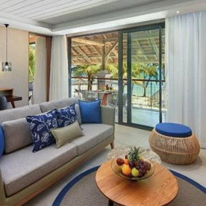 Luxury Mauritius Holiday Packages Paradis Beachcomber Golf Resort And Spa Beachfront Suite 2