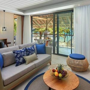 Luxury Mauritius Holiday Packages Paradis Beachcomber Golf Resort And Spa Beachfront Suite 4