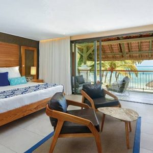Luxury Mauritius Holiday Packages Paradis Beachcomber Golf Resort And Spa Beachfront Suite 5