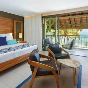 Luxury Mauritius Holiday Packages Paradis Beachcomber Golf Resort And Spa Beachfront Suite 6