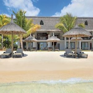 Luxury Mauritius Holiday Packages Paradis Beachcomber Golf Resort And Spa Beachfront Suite 9