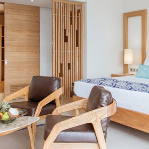 Luxury Mauritius Holiday Packages Paradis Beachcomber Golf Resort And Spa Ocean Beachfront Room