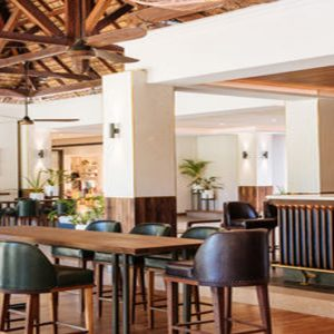 Luxury Mauritius Holiday Packages Paradis Beachcomber Golf Resort And Spa Golf Club Restaurant