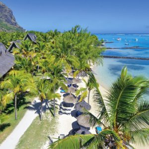 Luxury Mauritius Holiday Packages Paradis Beachcomber Golf Resort And Spa Beach 3