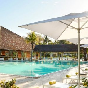 Luxury Mauritius Holiday Packages Ravenala Attitude Mauritius Pool