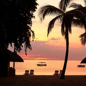 Luxury Mauritius Holiday Packages Ravenala Attitude Mauritius Sunset