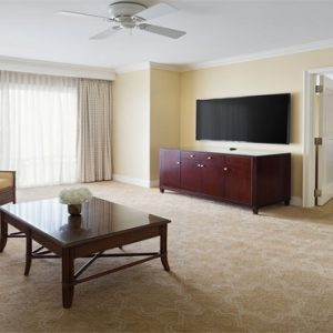 Luxury Orlando Holidays Packages The Ritz–Carlton Orlando, Grande Lakes Executive Suite 2