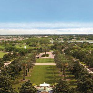 Luxury Orlando Holidays Packages The Ritz–Carlton Orlando, Grande Lakes Garden View