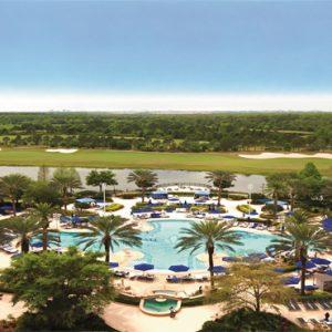 Luxury Orlando Holidays Packages The Ritz–Carlton Orlando, Grande Lakes Lake Front