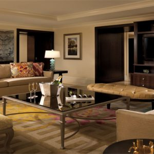 Luxury Orlando Holidays Packages The Ritz–Carlton Orlando, Grande Lakes Royal Suite 2