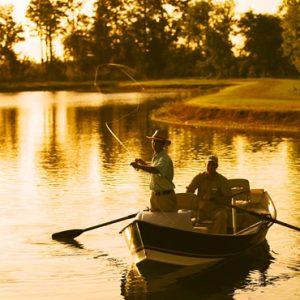 Luxury Orlando Holidays The Ritz–Carlton Orlando, Grande Lakes Fishing 1