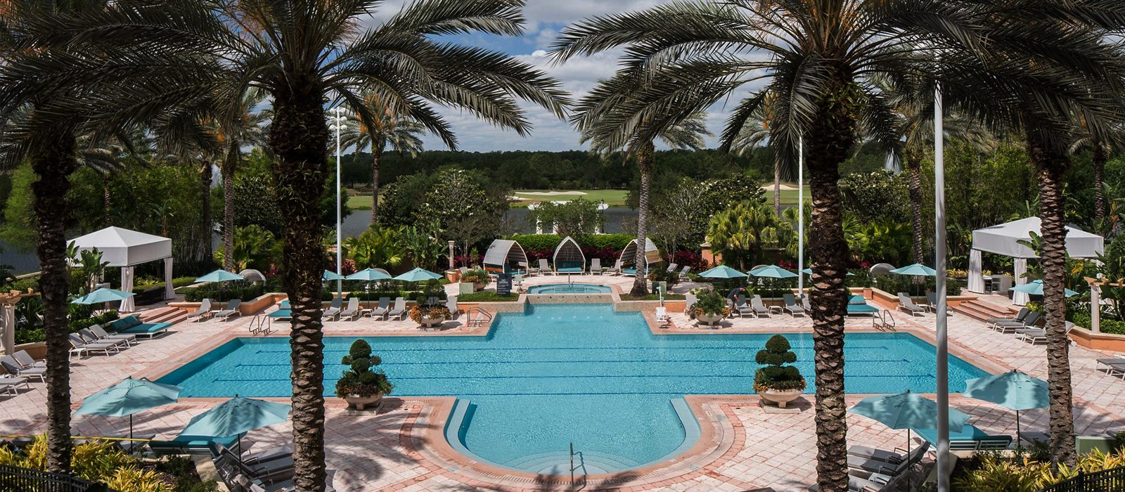 Luxury Orlando Holidays The Ritz–Carlton Orlando, Grande Lakes Header