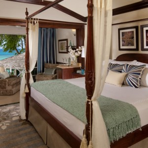 Orchid Oceanfront Butler Suite - Luxury Jamaica all inclusive holidays