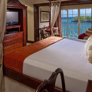 Plantation Oceanfront Butler Suite - Luxury Jamaica all inclusive holidays