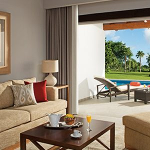 Preferred Club Suite Tropical View Dreams Dominicus La Romana Luxury Dominican Republich Holiday Packages