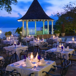 The Terrace - Luxury Jamaica all inclusive holidays