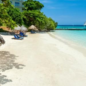 beach - Sandals Royal Plantation - Luxury Jamaica all inclusive holidays