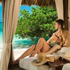 cabana - Sandals Royal Plantation - Luxury Jamaica all inclusive holidays
