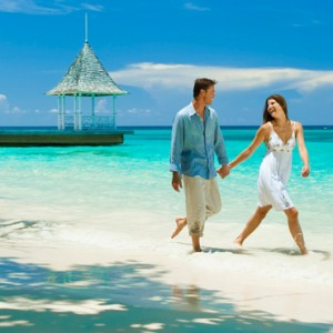 couple - Sandals Royal Plantation - Luxury Jamaica all inclusive holidays