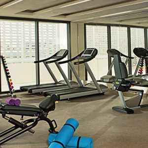 gym - Breathless Cabos San Lucas - Luxury Mexico Holiday Packages