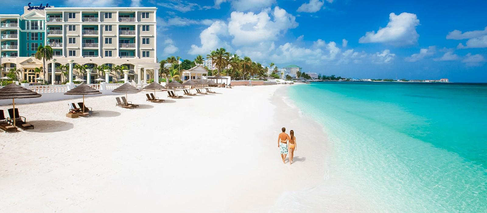header - Sandals Royal Bahamian - Luxury Caribbean Holidays