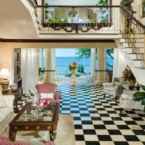 lobby - Sandals Royal Plantation - Luxury Jamaica all inclusive holidays