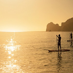 paddleboarding - Breathless Cabos San Lucas - Luxury Mexico Holiday Packages