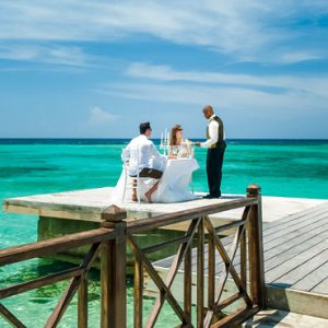 Private Dining Sandals Royal Plantation Luxury Jamaica All Inclusive Holidays