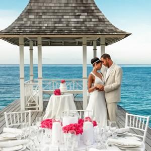 weddings - Sandals Royal Plantation - Luxury Jamaica all inclusive holidays