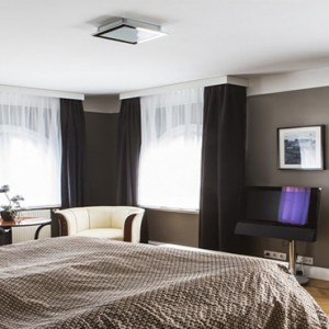 Hotel Borg by Keahotels - Luxury Iceland Holiday Packages - Tower Suite