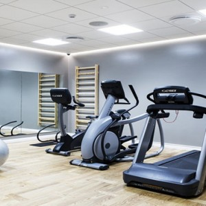 Hotel Borg by Keahotels - Luxury Iceland Holiday Packages - fitness